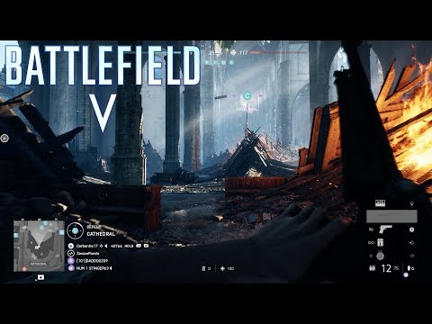 Battlefield 5 Multiplayer #2 ::Conquest:: Devastation Indeed - No Commentary