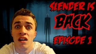 SLENDER IS BACK - ON A ENFIN OWNED SLENDER OMFGGG !!!! - Episode 1 thumbnail