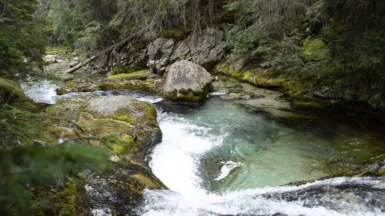 Vodopád na Koprovském potoku