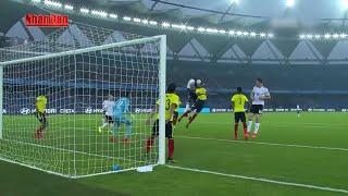 Tin Thể Thao 24h Hôm Nay (7h - 17/10): Vòng Loại U17 WC, Đánh Bại U17 Colombia U17 Đức Vào Tứ Kết