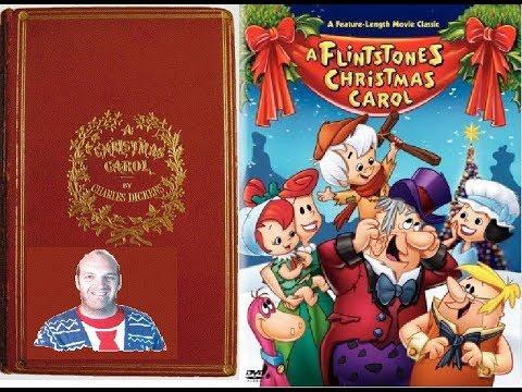Christmas Carol Reviews Episode 19 - A Flintstones Christmas Carol - YouTube