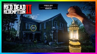DO NOT Go To The Mutant House At 4:00AM In Red Dead Redemption 2 Or This Will Happen To You! (RDR2)
