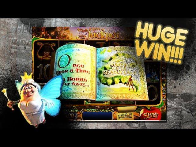 BIG WIN on Wish Upon a Jackpot!!!