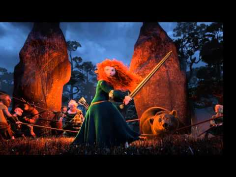 Brave Soundtrack  Into the open air by Julie Fowlis
