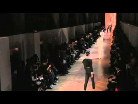 Yves Saint Laurent Fall Winter 20122013 Full Fashion Show   Paris Fashion Week