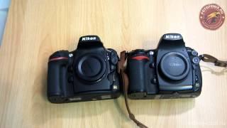 видео Обзор Nikon D700