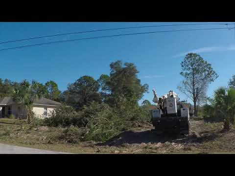 ACI Residential Lot Clearing, North Port - FL