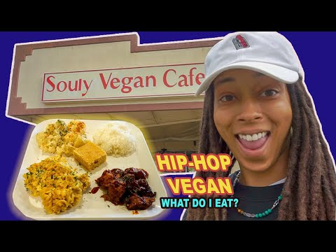 Vegan SOUL FOOD?! Souly Vegan Cafe || Durham, North Carolina