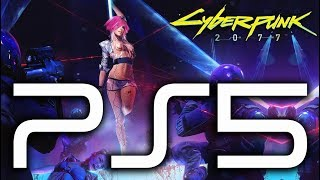 GAME Waits for PS5? Cyberpunk 2077 No GAME AWARDS 2018