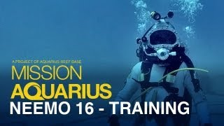 Preparing for Armageddon - NASA Trains Underwater at Aquarius
