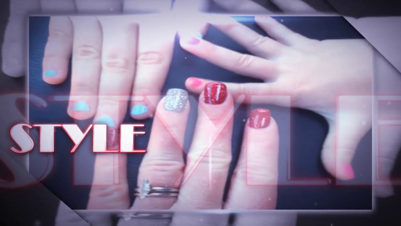 Fancy Nails - Benton, AR - YouTube