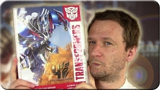 Transformers 4 Trading Card Game Sammelmappe Unboxing