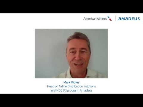 A conversation with American Airlines: Challenges & Opportunities