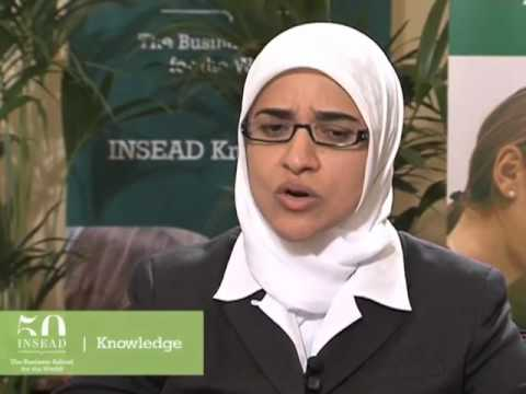 Dalia Mogahed Of The Gallup Centre For Muslim Stu On Misconceptions About Muslims