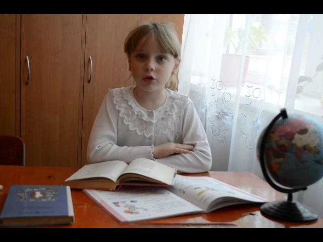 Изображение предпросмотра прочтения – СветланаЛотош читает произведение «Есть в осени первоначальной...» Ф.И.Тютчева