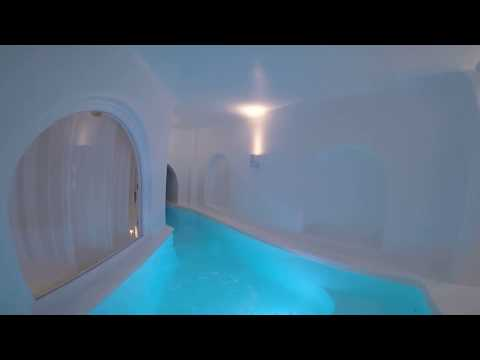 Dana Villas Santorini - The world's most perfect plunge pool