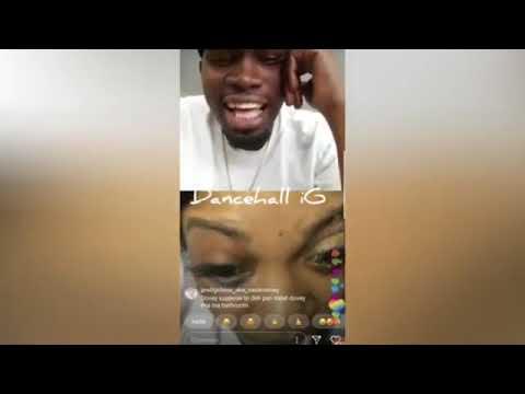 Dovey Magnum D!$$ Spice & Her New Man B@D   Marlon Samuels Vs Dwayne Bravo 2019