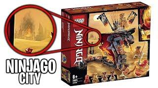 Huge LEGO Ninjago Season 11 Episode Sneak Peak in the NEW Sets! #saveninjagocity