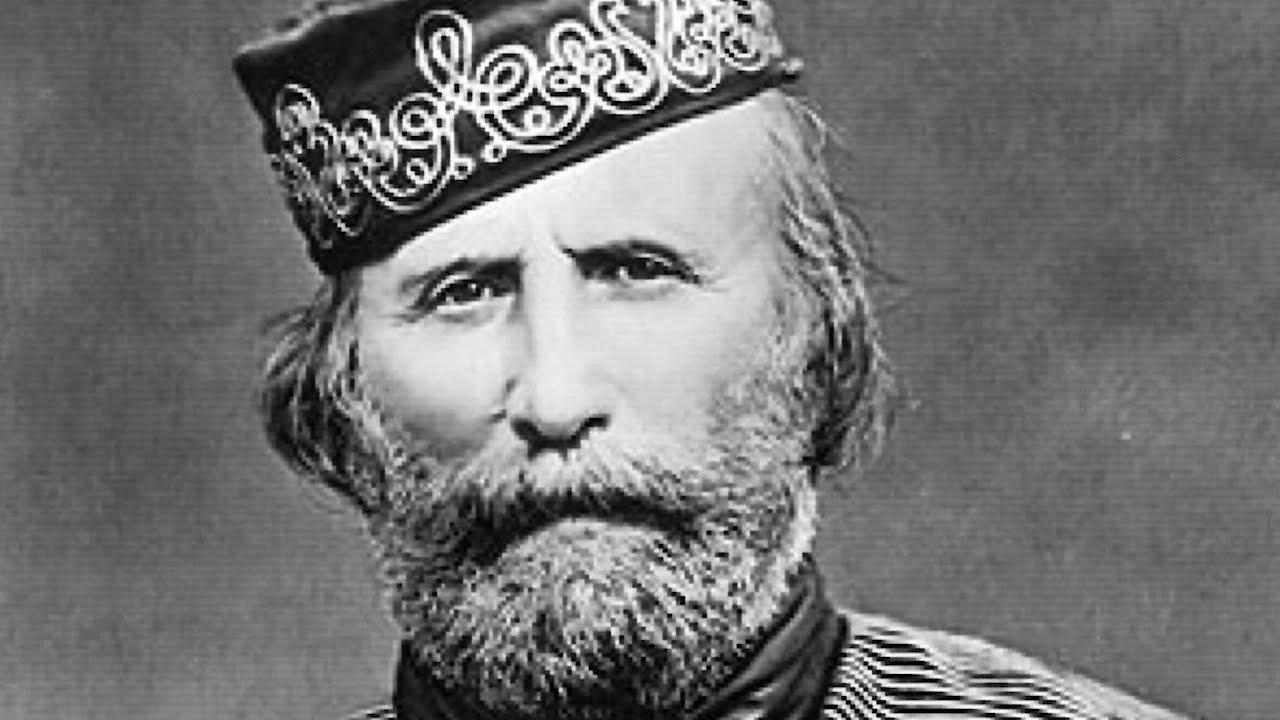 2 de junio: aniversario de la muerte de Giuseppe Garibaldi