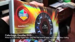 Color-Logic Goodies DVD sleeve