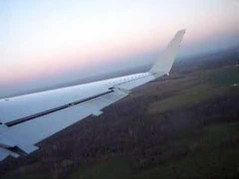 Express Jet Take-off
