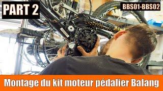 Notice de Montage du moteur pédalier 8FUN BBS01 et BBS02 - Part 2/2