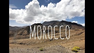 Discovering Morocco. Part 1.