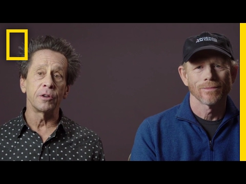Ron Howard and Brian Grazer Talk 'Genius'  National Geographic