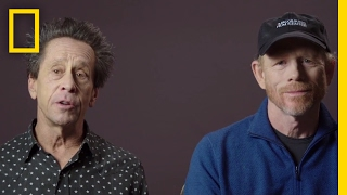 Ron Howard and Brian Grazer Talk 'Genius' | National Geographic