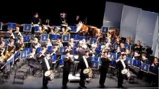 10th Anniversary Concert - 1 - Skeppsgossen - The Royal Swedish Navy Cadet Band