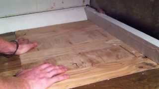 Off Grid Winnebago Renovation Part 9 (how To - Building The Loft Bedroom Part I)
