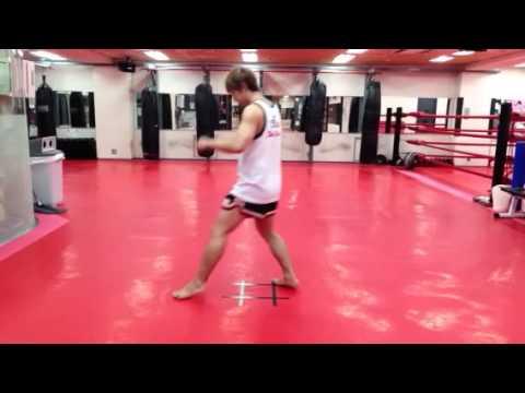 ジャブの基礎動作  打ち方 『キックボクシング初心者入門講座』 【第3回】