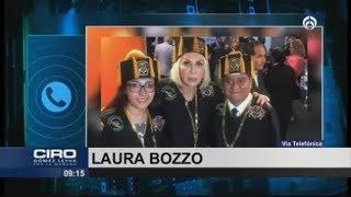 La política es lo más sucio y asqueroso; no sabía quién me daría el Honoris Causa: Laura Bozzo