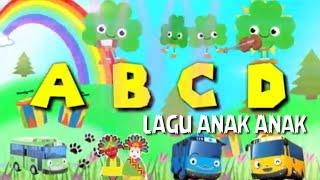 belajar ABCD bahasa inggris lagu anak anak