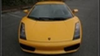 Test Drive 2004 Lamborghini Gallardo City Driving and Acceleration (Part 3 of 3)