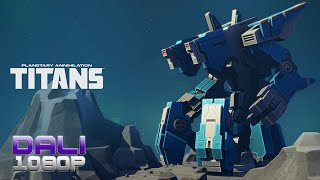 Planetary Annihilation: TITANS PC Gameplay 60fps 1080p