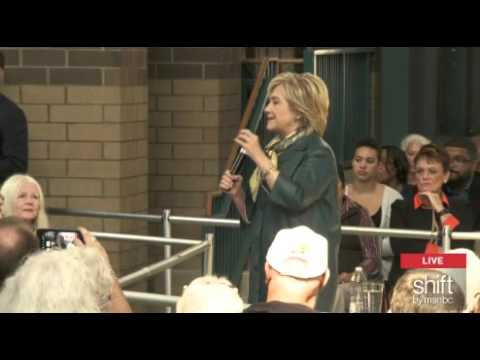 Hillary Clinton On Glass-Steagall And Big Banks
