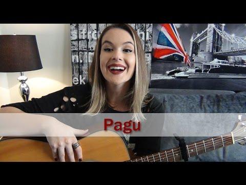 Pagu | Rita Lee | Carina Mennitto Cover