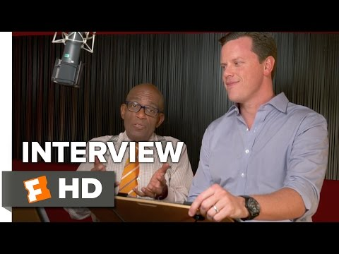 Kung Fu Panda 3 Interview - Willie Geist and Al Roker (2016) - Animated Movie HD