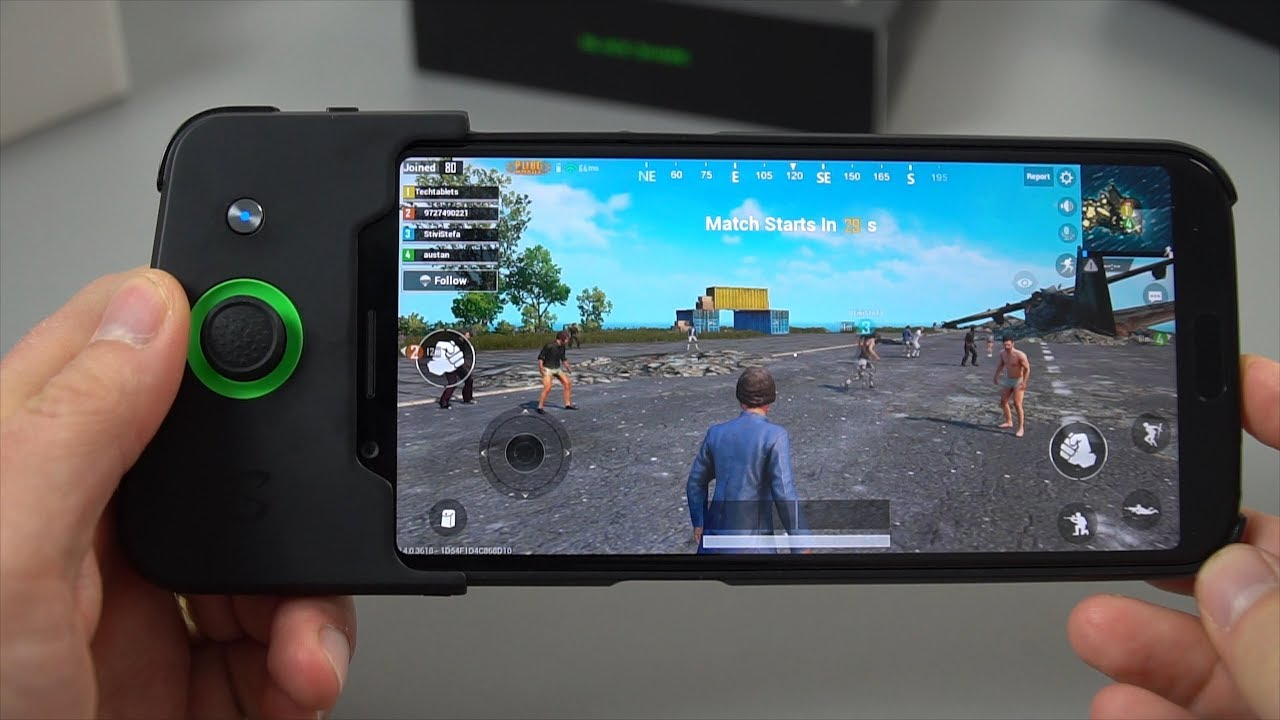 Xiaomi Black Shark Gaming Review - Better Than Others? (English)
