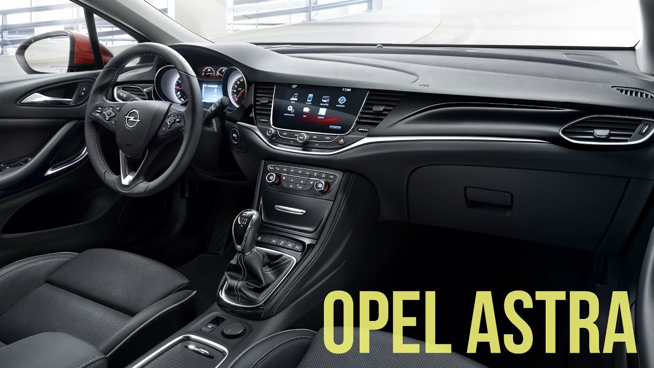 2016 opel astra interior youtube for Opel astra 2014 interior