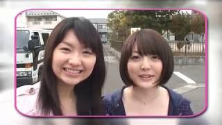 戸松遥・花澤香菜の突撃!現場訪問7 花澤香菜 検索動画 18