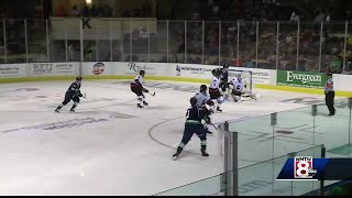 Maine Mariners lose first game