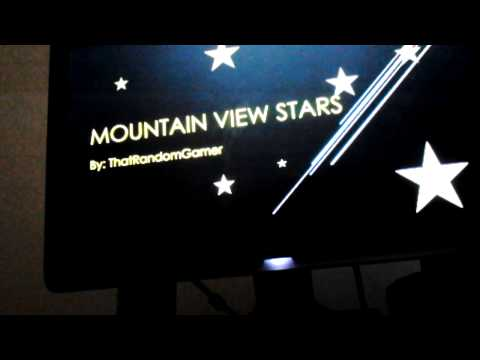 Mountain View Stars by Negativecheese//TRG