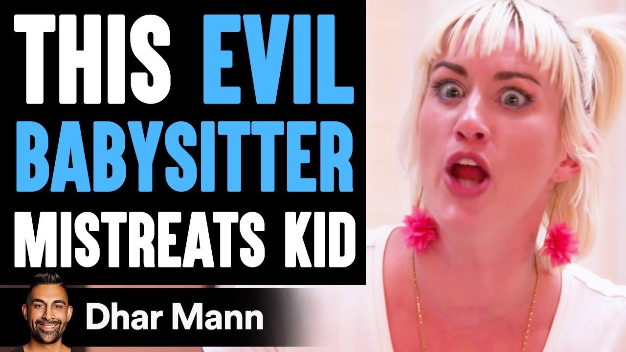 Download EVIL BABYSITTER Mistreats KID, What Happens Next Is Shocking | Dhar Mann