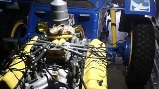 ЗМЗ 523. Четырех контурная система зажигания на V8