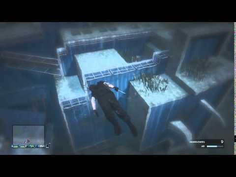 GTA5 Online- Underwater Shipwreck Location