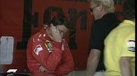 "Nigel Mansell Announces ""Retirement"" | 1990 British Grand Prix"