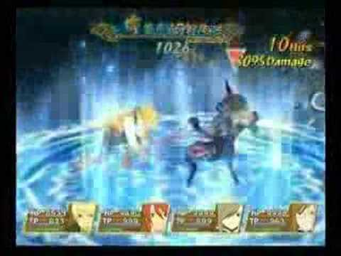 Tales of the Abyss FOF全集