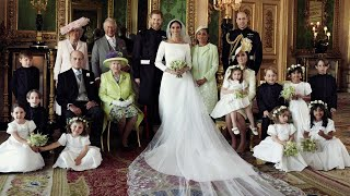 Best Gossip About the Royal Wedding Reception